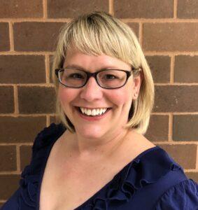 Headshot of Heather Geye